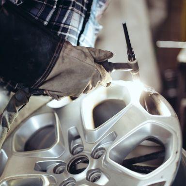 Wheel-repairs